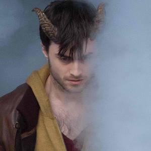 No more lightning-shaped scar but still in Gryffindor Colors!