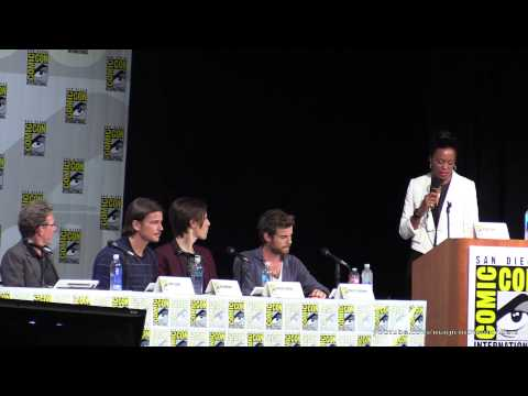 Penny Dreadful Panel at San Diego Comic Con