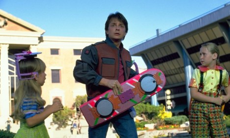 1989, BACK TO THE FUTURE PART II