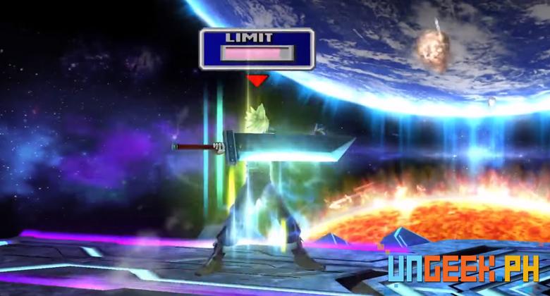 Super Smash Cloud Limit Break