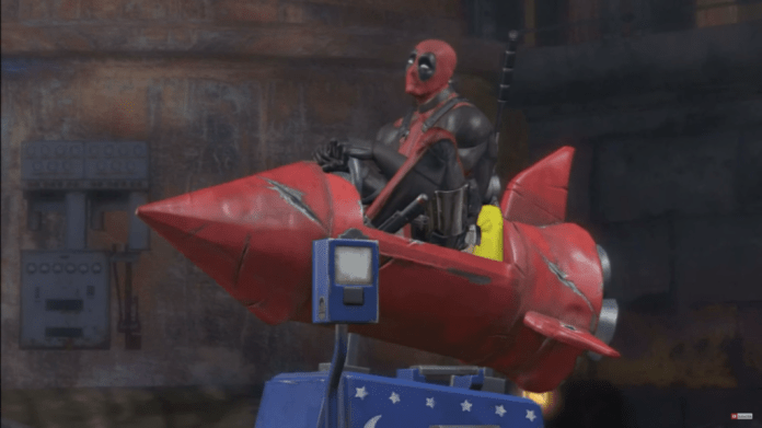 Deadpool Games