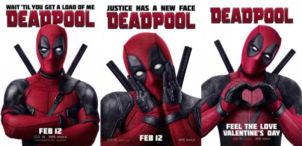 Mind you, Deadpool is no cutesy superhero movie. It' class=