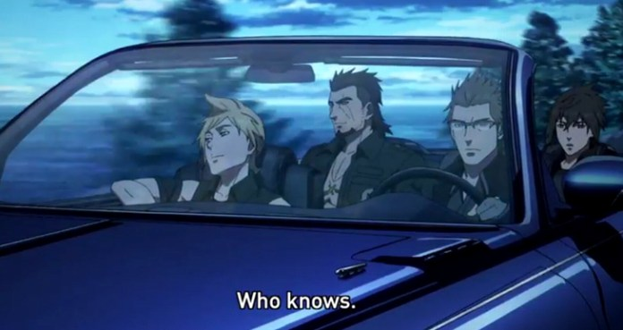 Final Fantasy Brotherhood