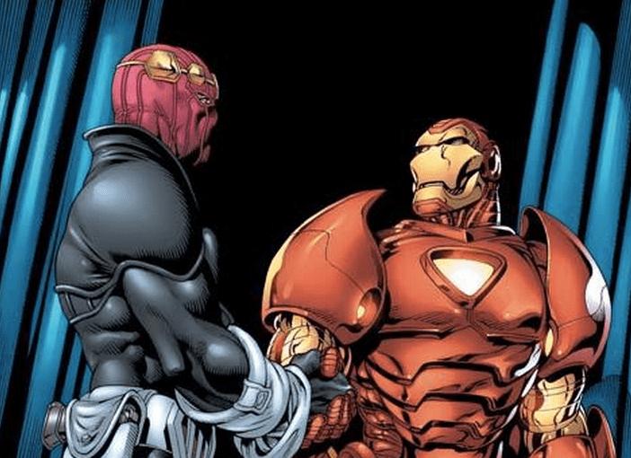 Tony strikes a deal with Baron Zemo.