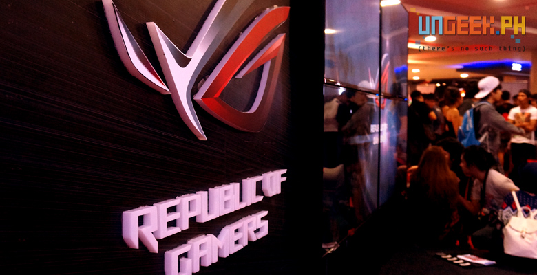 Asus ROG experience