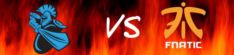 Newbee vs Fnatic