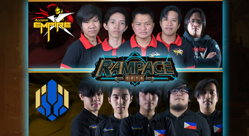 Rampage 2016 Main Event