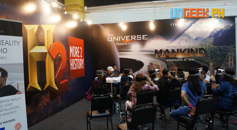 VR Experience Booth