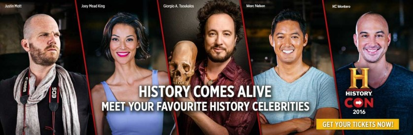 history con 2016 - celebrities