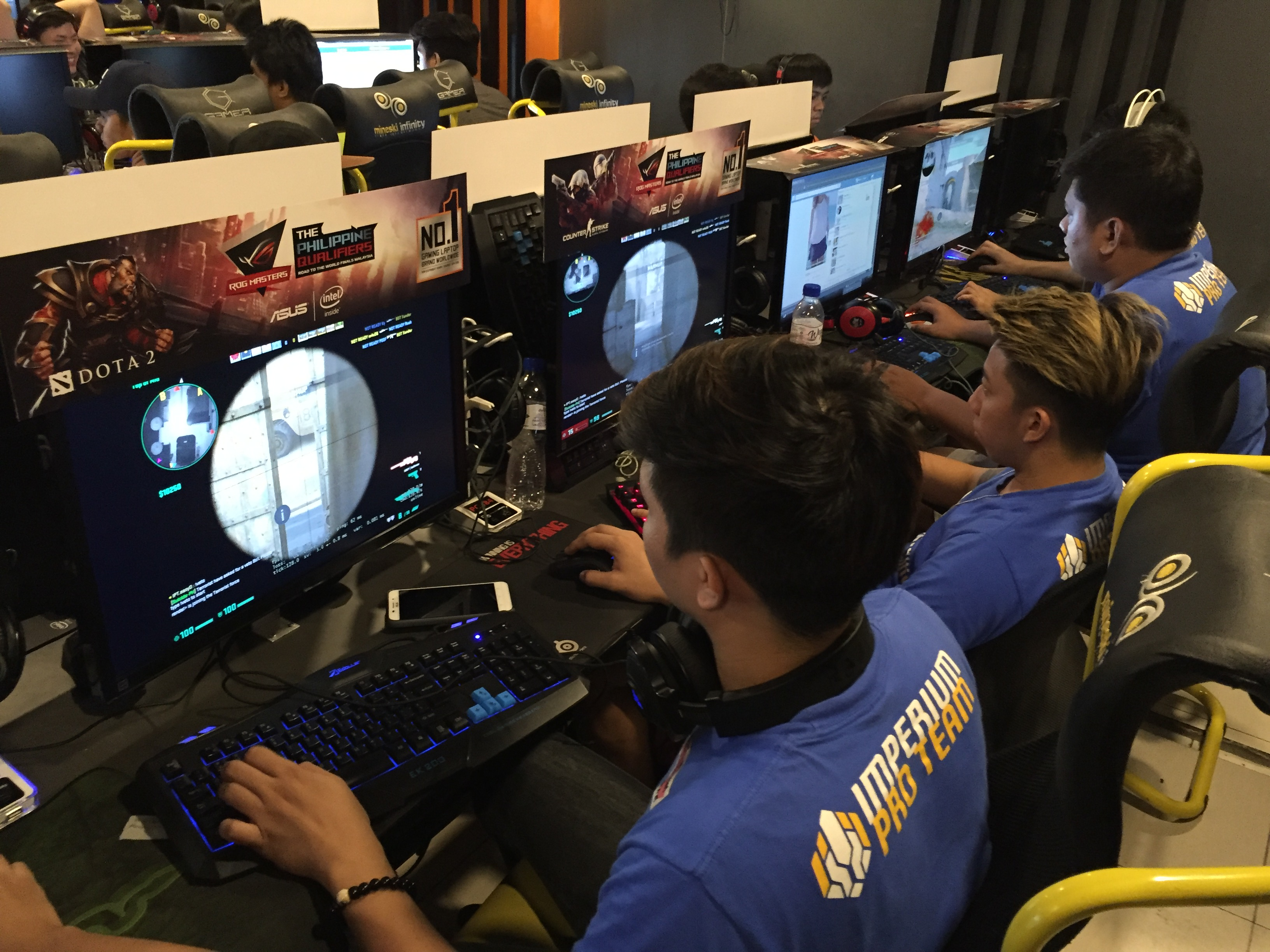 A Look Into The Asus ROG Masters 2016 Qualifiers For DOTA 2 And CSGO Ungeek
