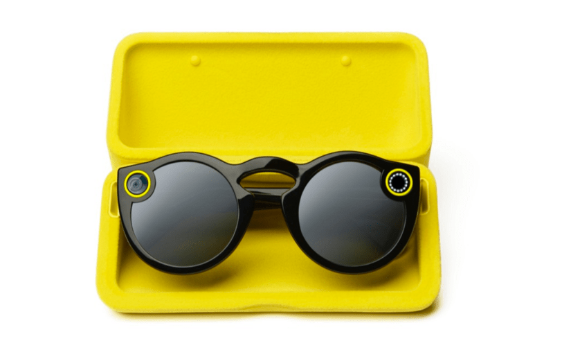 Spectacles by Snap Inc, formerly known as  Snapchat Inc. (Source: spectacles.com)