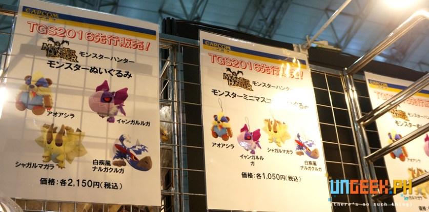 Monster Hunter Plushies!
