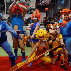 New York Comic Con 2016 – Experiencing East Coast's Largest Fan Convention!