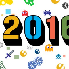Ungeek: A Look at 2016
