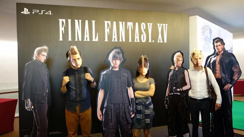 So they can do this pose. :D Image taken from PlayStation Asia FB Page