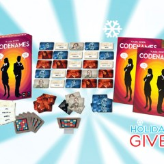 Win the UnGeek Codenames Pack! | UG Giveaway Day 10