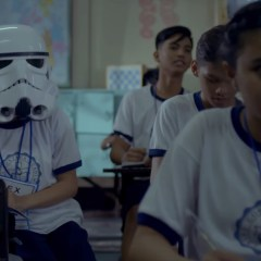 Globe Releases a Heartwarming 'Rogue One' Ad to Create Courage!