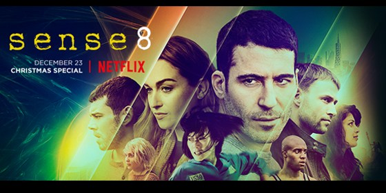A Very Merry Sense8 Christmas   Sneak Peak to their 2-hour Holiday Special on December 23