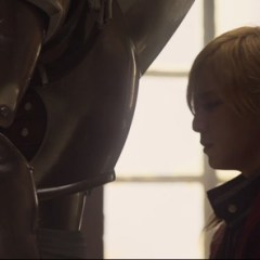 Full Metal Alchemist – Exciting New Official Footages, and 'Behind the Scenes' Photo