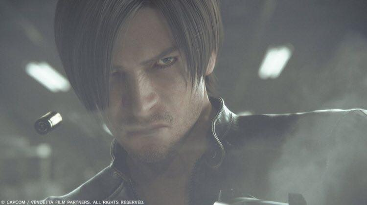 Chris Leon And Rebecca Join Forces In Resident Evil Vendetta