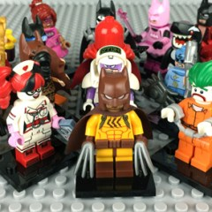 "The LEGO Batman Movie Minifigs ""Feel Guide"""