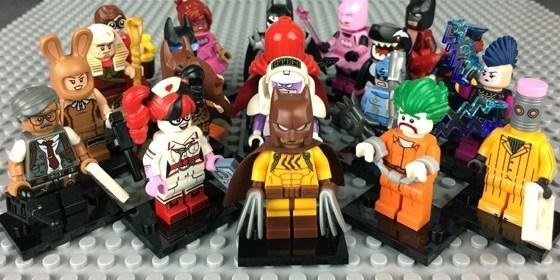 "The LEGO Batman Movie Minifigs ""Feel Guide"""