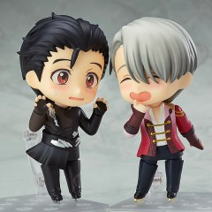 'Yuri on Ice' Nendoroids Skate Straight to our Hearts…and Our Wallets