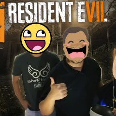 The Helpless Gamer continues in RESIDENT EVIL 7!