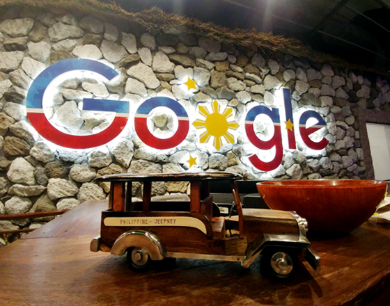 Google Philippines opens One of the Coolest and Geekiest Offices in the Country!