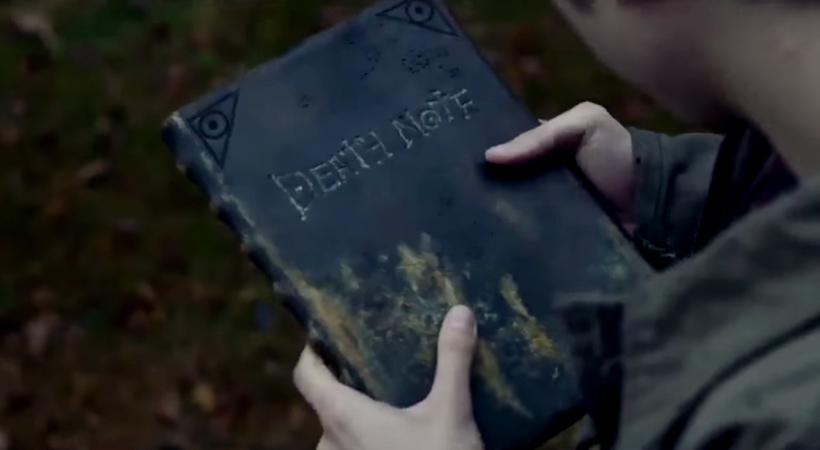Netflix just released its Death Note Trailer and it's a killer!