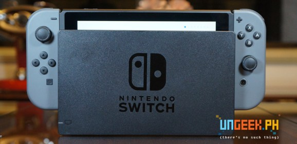 Time to Make the Switch! Unboxing Nintendo's Newest Console – The Nintendo Switch!