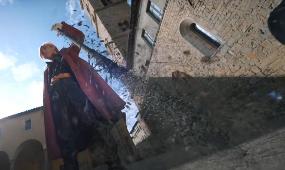 Image result for Fullmetal ALchemist Live action