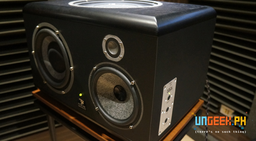 You have not truly lived until you've sampled music through the Focal SM9 Speakers!