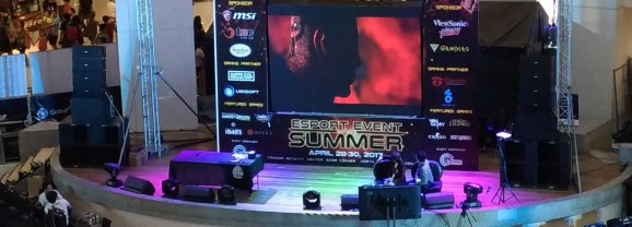 The Pinoy Gaming Festival 2017 is LIT! Check out the sights of the E-Sports event of the Summer!