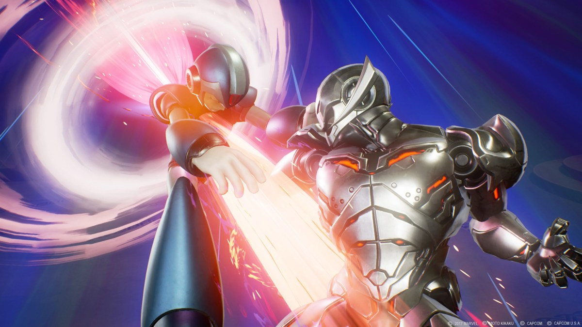 Check out 5 minutes of glorious gameplay from the upcoming brawler Marvel vs Capcom Infinite!