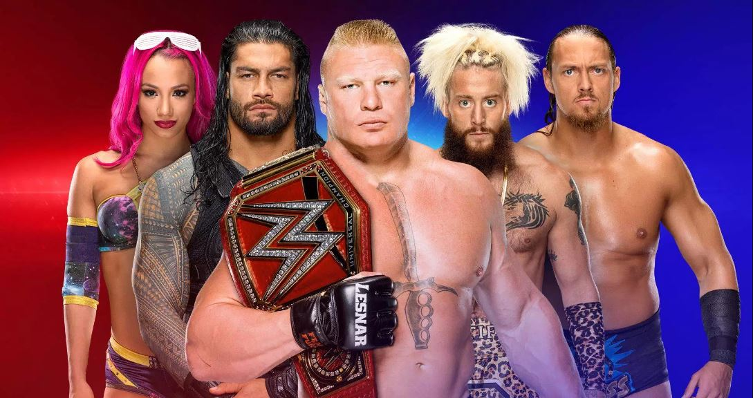 WWE becomes available in TV5 starting April 30!