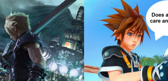 Final Fantasy VII AND Kingdom Hearts 3 Delayed AGAIN!?