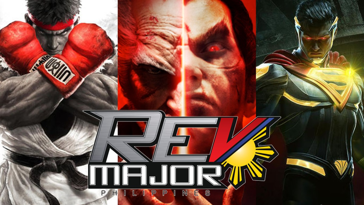 Rev Major Philippines is set to take Fighting Game eSports to the Next Level!