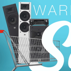 Listen up! A massive warehouse sale is incoming for your audio needs!