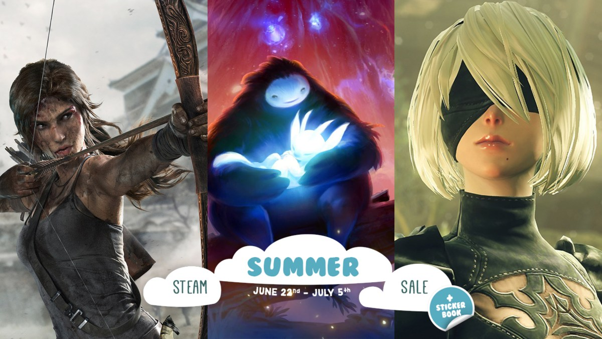 The 2017 STEAM Summer Sale is upon us! | Best Game Deals and Discounts