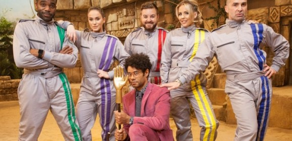 Pow! Right in the Nostalgia! The Crystal Maze is BACK!
