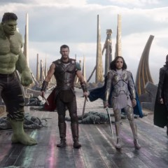 """Thor: Ragnarok gets a New Trailer that has a """"Guardians of the Galaxy"""" Feel to it"""