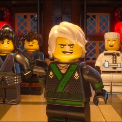 "Prepare for an epic Father and Son war in ""The Lego Ninjago Movie""!"