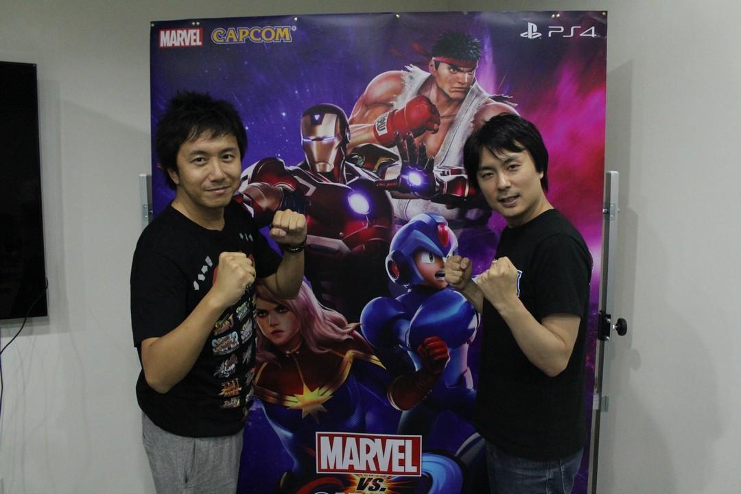 Marvel vs. Capcom: Infinite Producers Tomoaki Ayano and Kansuke Sakurai bring a Sneak Peek of the Game to the PH!