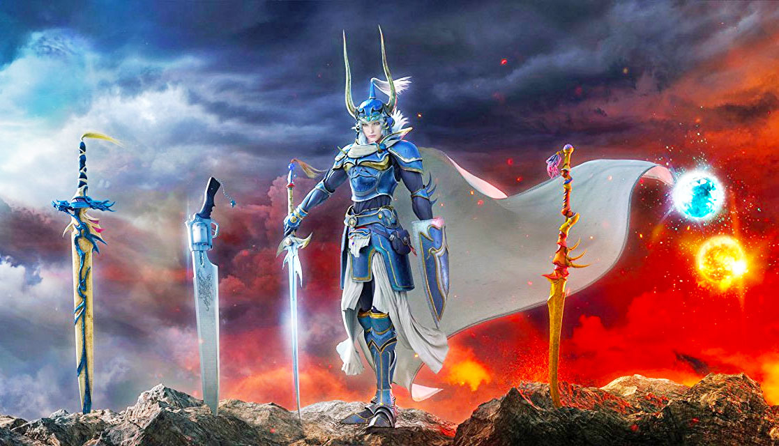 Wanna be part of the Dissidia NT closed beta for the PlayStation 4? Here's how!