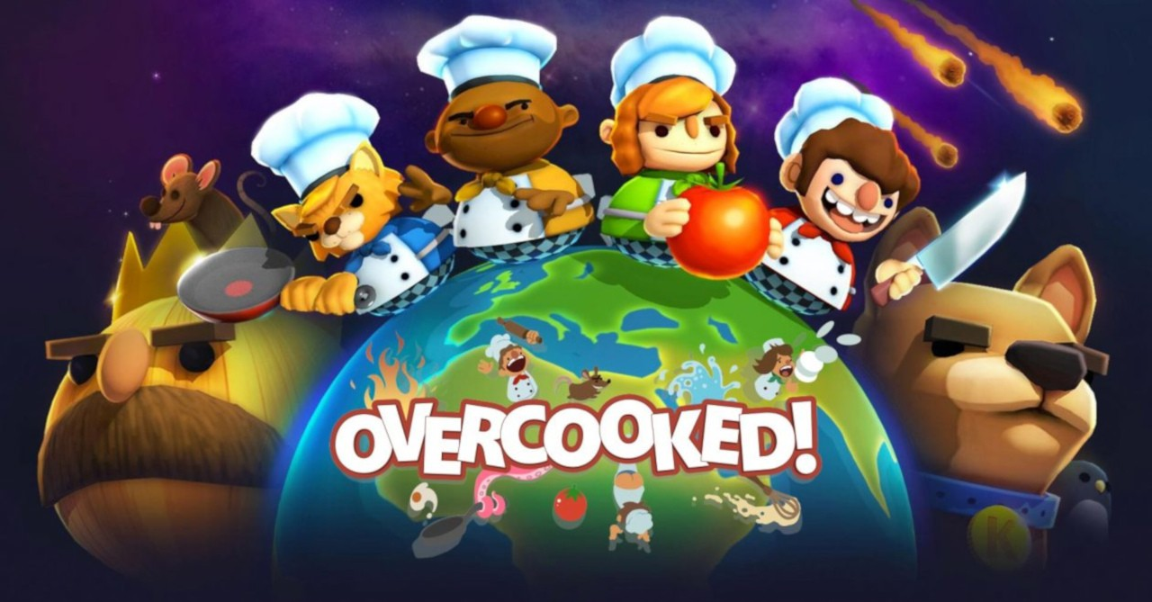 Overcooked is free this week on the Epic Games Store | UnGeek