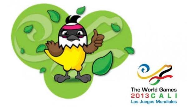 Bichofue mascota de los juegos mundiales 2013