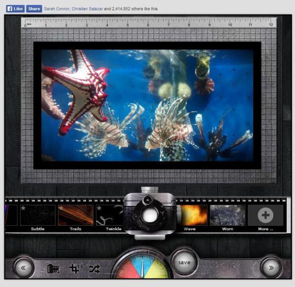 pixlr editor de imágenes web