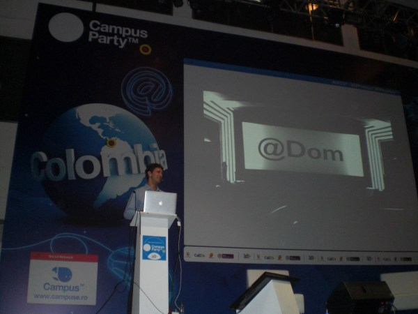 campus party cali Colombia 2014