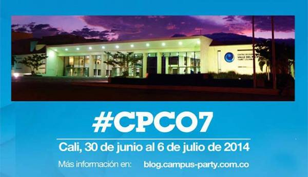 campus party 2014 cali